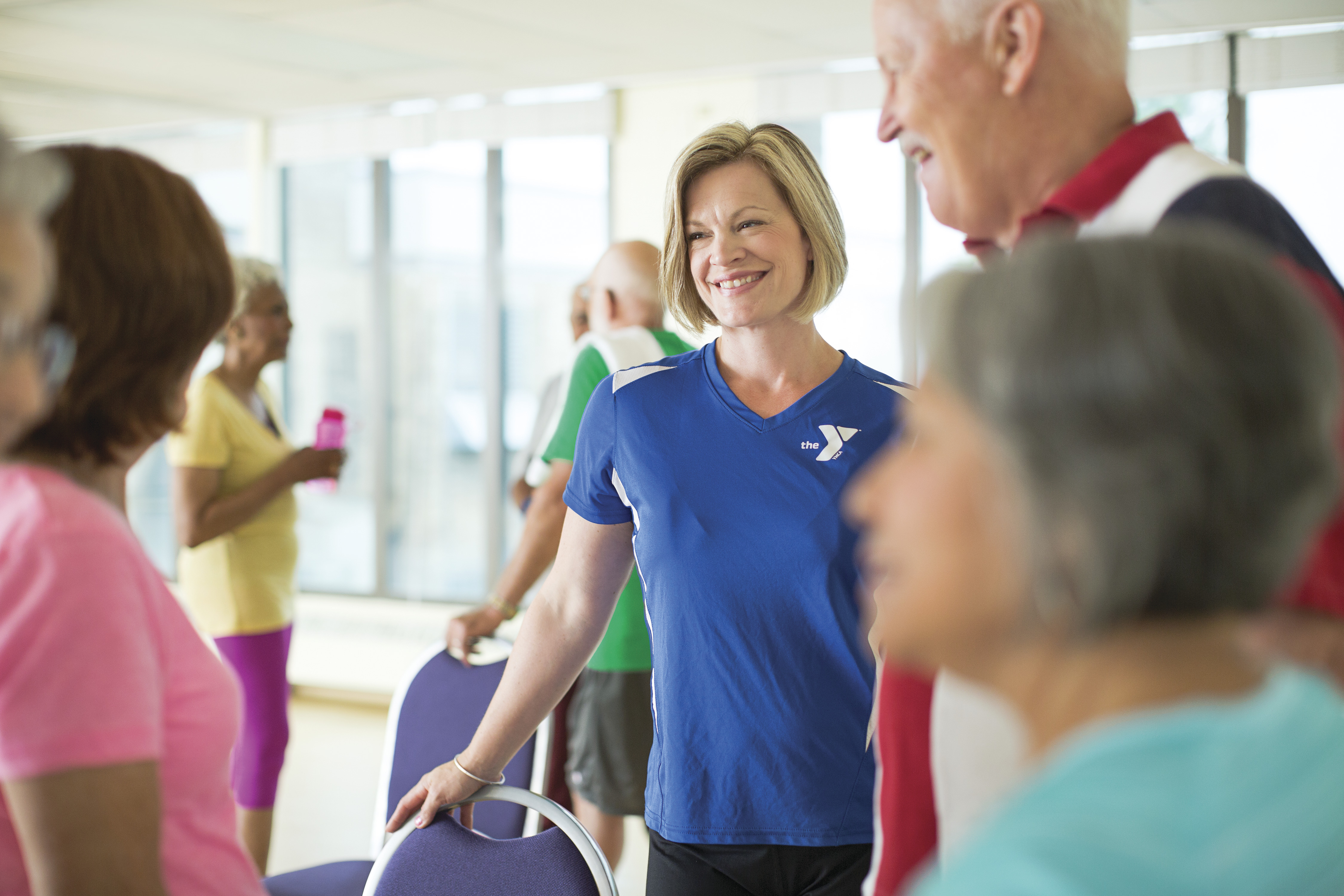The Ymca Center For Healthy Living