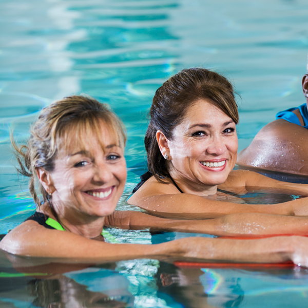 Water Exercise Training Clases Harrisburg Area Ymca