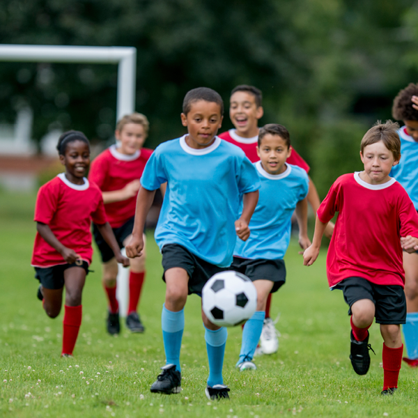 Ymca Youth Camps: Youth Soccer Programs