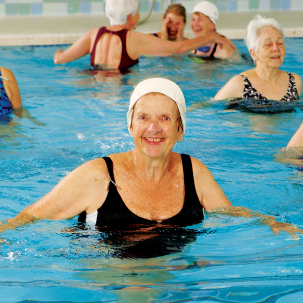 Hinges And Twinges Water Fitness Class Harrisburg Area Ymca
